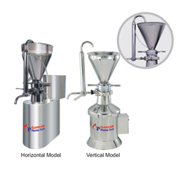 Colloid Mill Manufacturer