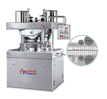 High Speed Tablet Press Machine Manufacturer