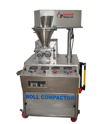Roll Compactor CGMP Model for Pharmaceutical